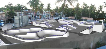 Skatepark de Porto Seguro