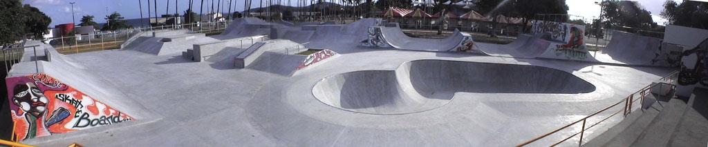 Madre de Deus - Skatepark